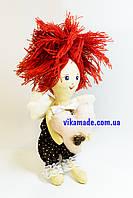 Кукла Ангел в стиле Прованс мальчик