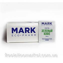 """Крем гель """"Зелёный кофе"""" SPF Mark Ecopharm 5ml"""