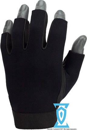 Перчатки без пальцев Mil-Tec, фото 2