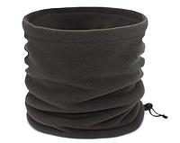 Флисовый снуд, шарф-труба: Серый, мужской/женский
