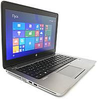 """Ноутбук HP EliteBook 840 G1 14"""" Intel Core i5-4300U 1,9 GHz 8GB RAM 320GB HDD Silver №2 Б/У"""