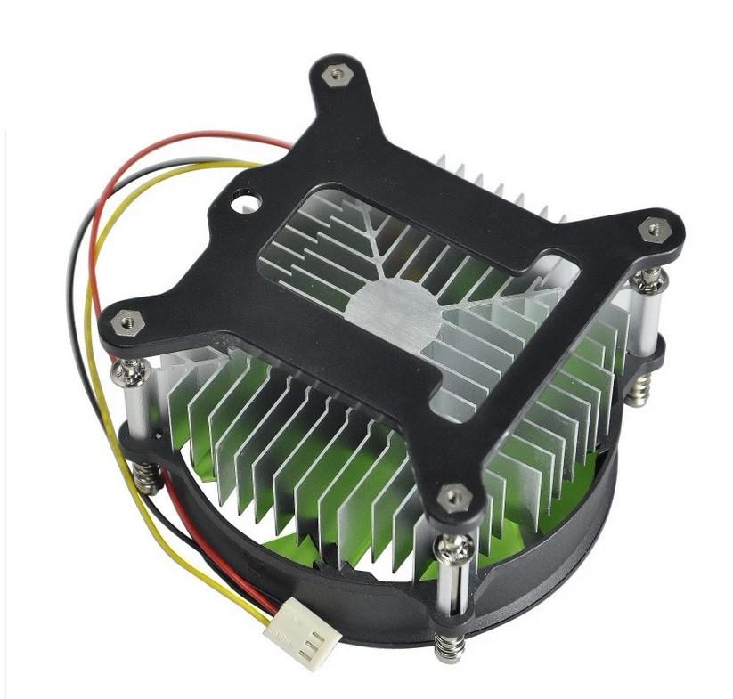 Кулер для процессора Intel Core I7/I5/I3 - на процессор LGA 1155/1156 вентилятор CPU-CW917A