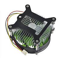 Кулер для процессора Intel Core I7/I5/I3 - на процессор LGA 1155/1156 вентилятор CPU-CW917A, фото 1