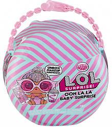 Игровой набор с куклой L.O.L. Surprise Ooh La La Baby Surprise Принцесса Китти с аксессуарами 562474