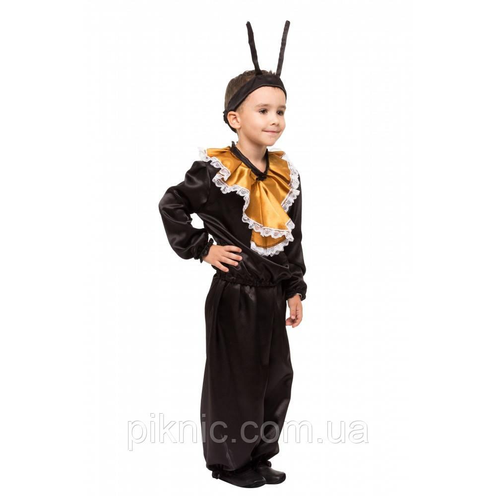 Костюм Муравей 4,5,6,7,8 лет. Новогодний карнавальный костюм насекомые