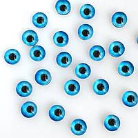 Глаза 6 мм (1-6-010). 1 шт.
