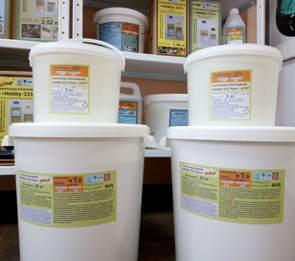 Пол наливной эпоксидный «Hobby 221-Pour»