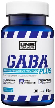 ГАБА UNS - GABA (30 таблеток)