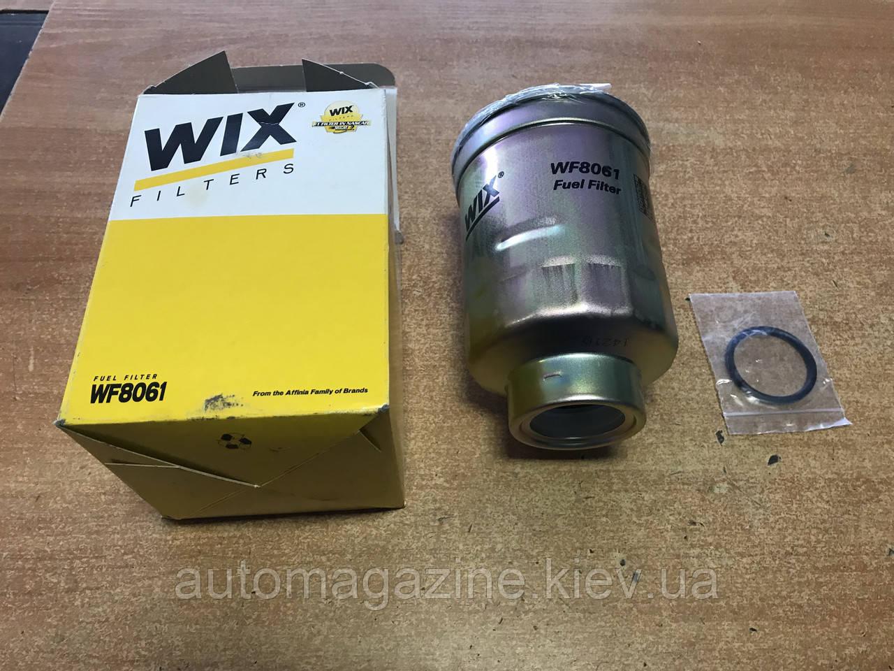 Фільтр паливний WF 8061 (PP855, KC83)