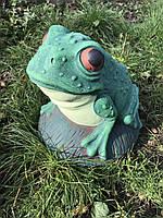 Царевна - лягушка садовая бетонная