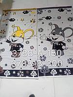Полотенце кухонное льняное 35*70 см (от 10 штук!)