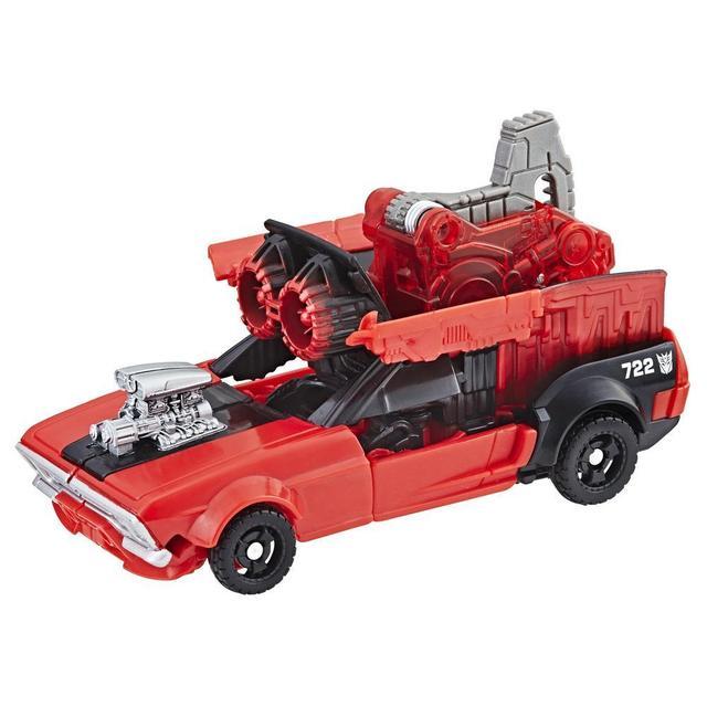 Трнасформер: Шмель - Разрушитель Transformers: Bumblebee -- Energon Igniters Power Plus Series Shatter E2095