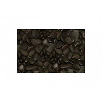 """Грунт натуральный Collar """"Черная галька"""", 20 кг, 10-15 мм"""