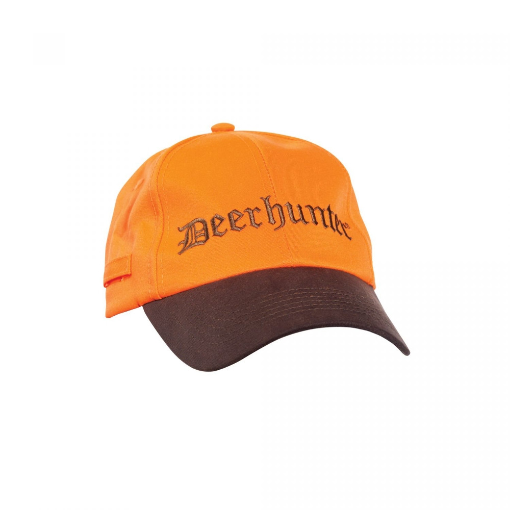Keпка DeerHunter Bavaria Cap 6265 669DH Orange One size
