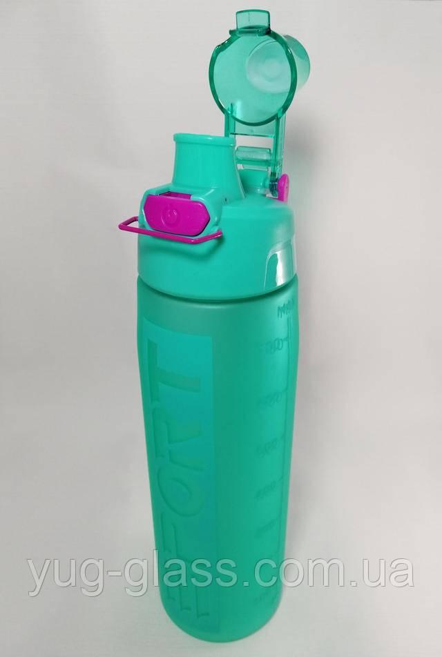 Спортивная бутылка женская