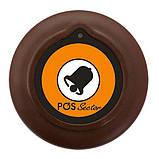 Беспроводная кнопка вызова персонала супертонкая PS-101, фото 2