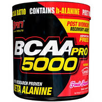 Уценка (Сроки до EXP 09\19) SAN BCAA Pro 5000 340 g (Fruit Punch)
