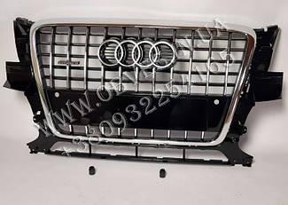 Решетка радиатора Audi Q5 2008-2012 стиль S-line