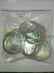 Шайба алюминиевая уплотнительная 44х54х1,5 Упаковка 50 шт.