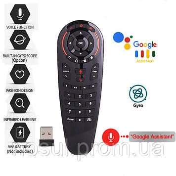 Пульт ДУ для ПК Android G30 гироскопический с голосовым управлением, Air Mouse аэромышь