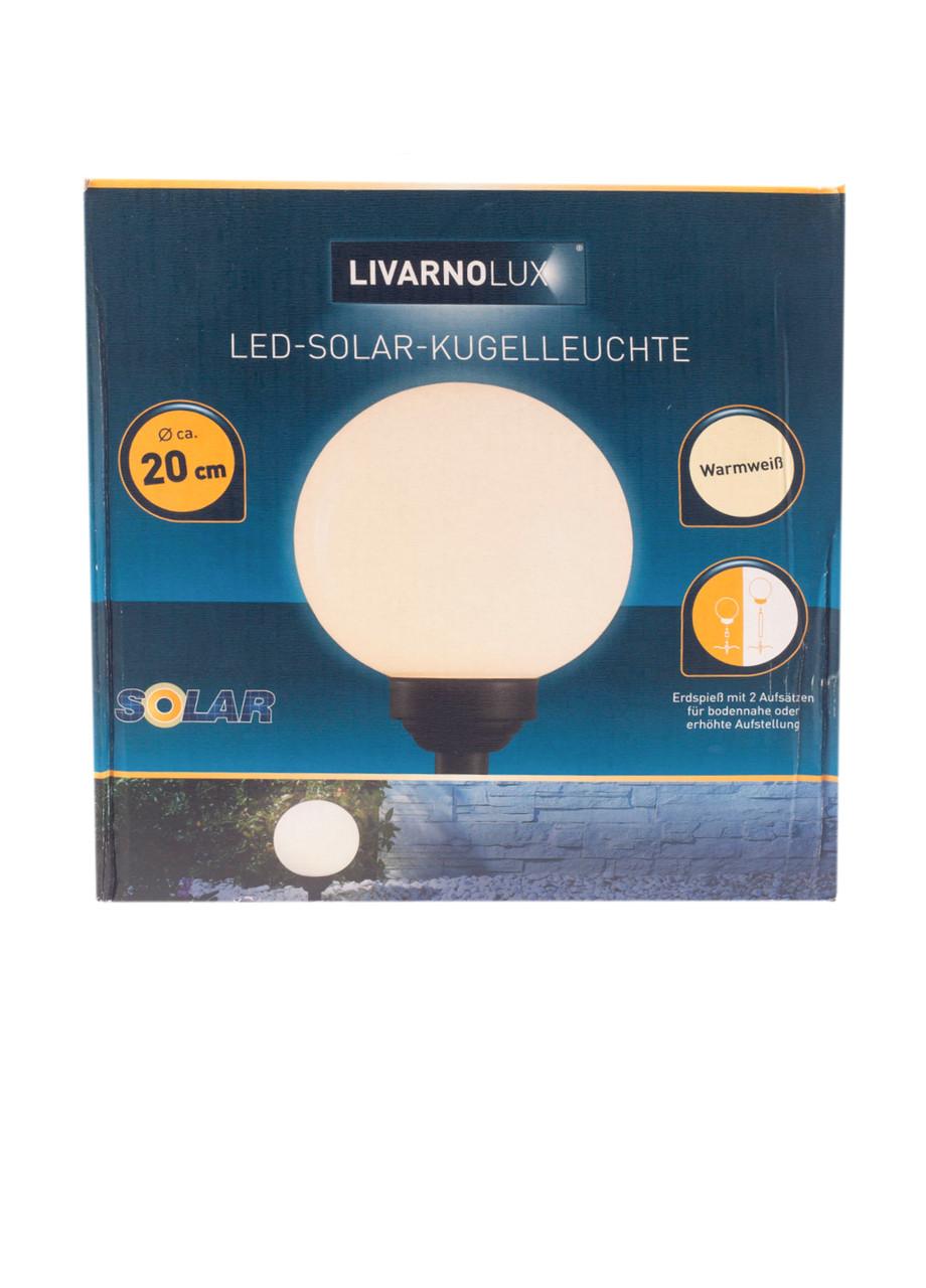 Led лампа/плафон от солнечной энергии Livarno
