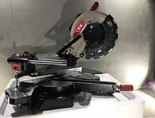 Торцовочная пила c протяжкой 330мм LEX LXCM250 : 2500 Вт | 1 год гарантии, фото 3