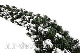"""Хвоя искусственная елочная  новогодняя """"Лидия"""" длина 2 метра"""