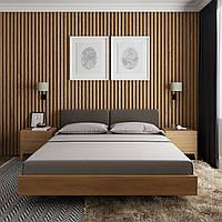 Деревянная кровать дубовая MINIMAL II  1600*2000