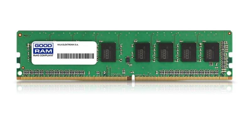 Модуль памяти DDR4 8GB/2666 GOODRAM (GR2666D464L19S/8G)
