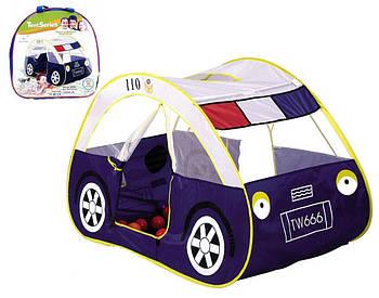 Детская палатка Shantou Jinxing Полицейская машина 5008А