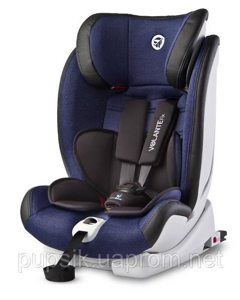 Автокресло Caretero Volante Fix ISOFIX Limited (9 - 36кг)