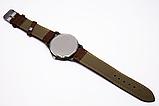 Наручные часы джинсовые 2Life Коричневый (n-446), фото 4