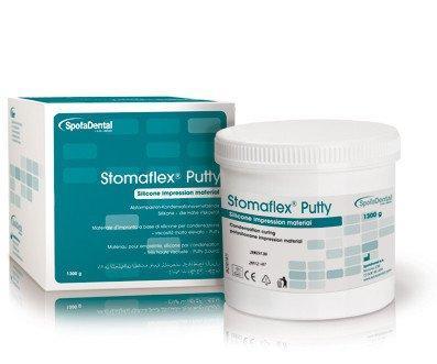 База Stomaflex Putty (Стомафлекс) -силіконова маса оттискная