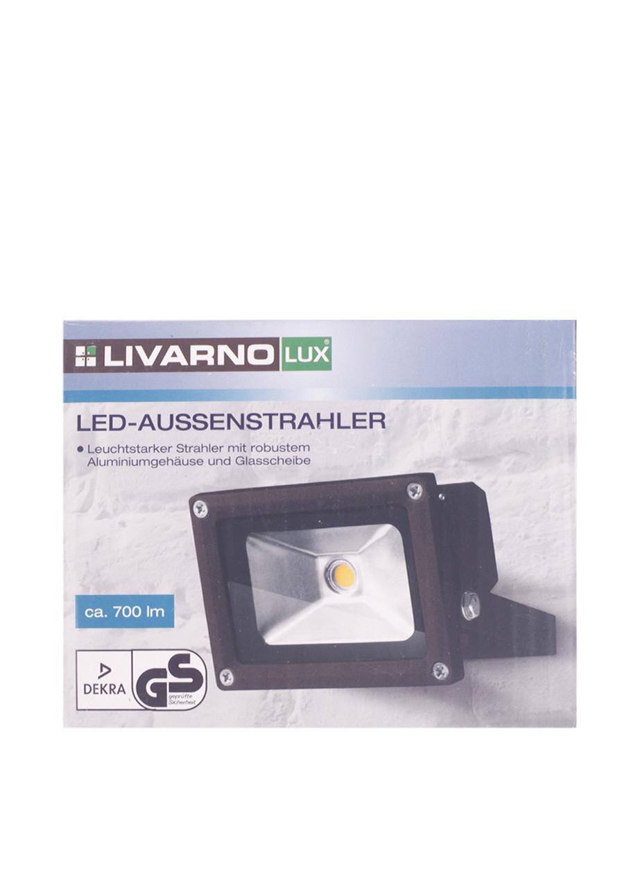 Светодиодный уличный прожектор IP65 5k 12.5V Livarno