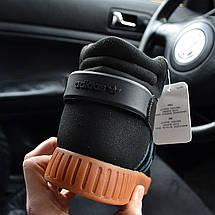 Кроссовки мужские Adidas Tubular Invader синие (Top replic), фото 3