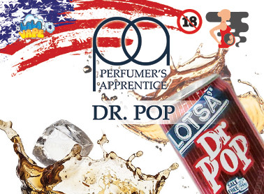 Dr. Pop ароматизатор TPA (Напиток Dr. Pop)
