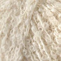Пряжа Drops Alpaca Boucle, цвет Off White (0100)