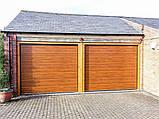 Гаражные ворота ALUTECH Prestige 45, 3500x3000, фото 5