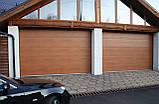 Гаражные ворота ALUTECH Prestige 45, 3500x3000, фото 8