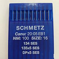 Голки Schmetz DB5/SES/100  для промислових  машин