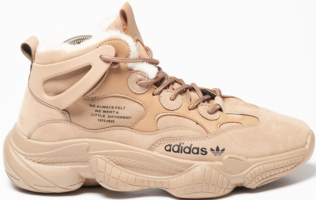 Мужские зимние кроссовки Adidas Yeezy Boost 500 ( в стиле Адидас )