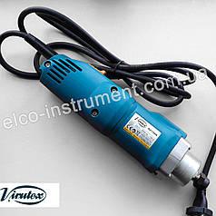 Ручний фрезер Virutex RO156N для обробки крайки ПВХ + насадка CA56G