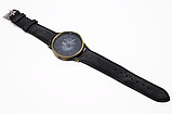 Наручные часы джинсовые VOLRO Серый (vol-449), фото 3