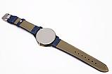Наручные часы джинсовые VOLRO Синий (vol-450), фото 4