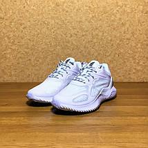 Кроссовки мужские Adidas Alphabounce Beyond Mesh белые (Top replic), фото 3