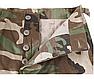 Брюки  мужские  армейские   BDU  камуфляж   WOODLAND  поликотон  Mil-Tec  Германия, фото 7