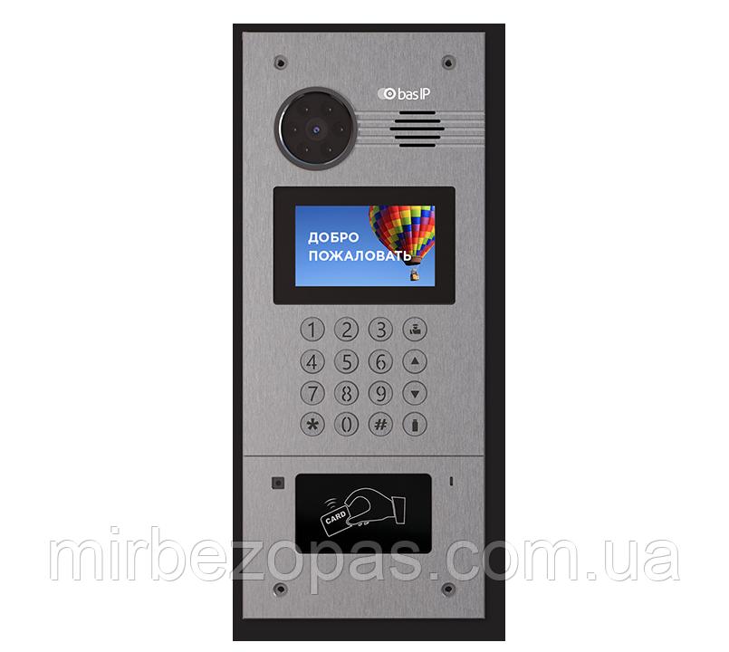 Вызывная панель AA-07M для IP-домофонов