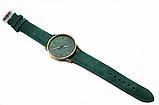 Наручные часы джинсовые 2Life Зеленый (n-445), фото 3