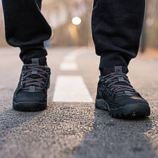Теплые мужские кроссовки Merrell Annex Trak Low черные (ОРИГИНАЛ), фото 3
