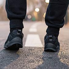 Теплые мужские кроссовки Merrell Annex Trak Low черные (ОРИГИНАЛ), фото 2